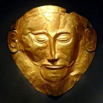 """Mask of Agamemnon"" - Photo: Xuan Che"